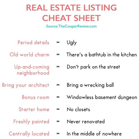 real estate chill tips and tricks for new investors books real estate listing sheet