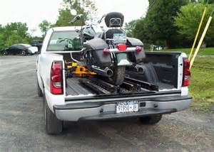 pickup truck motorcycle carrier pickup truck motorcycle trailer pickup truck motorcycle lift
