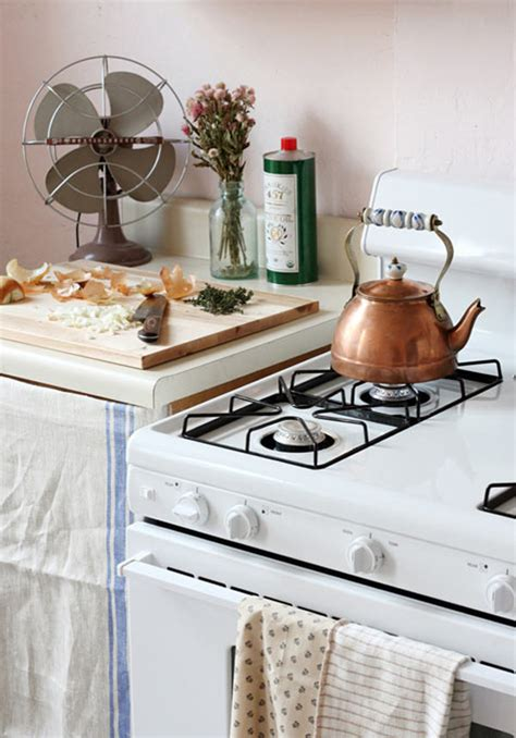 decorating a kitchen with copper 24 hot home d 233 cor ideas with copper digsdigs