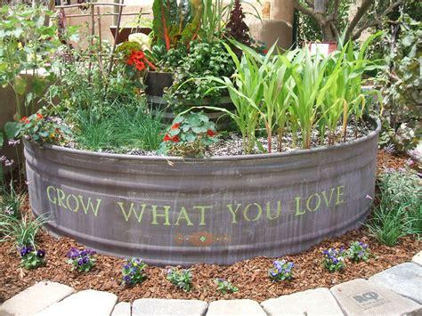 Garden Troughs Taking Vacation Part Three Merlin S Garden