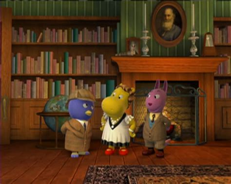 Backyardigans Detective The Backyardigans The Crew Of The Barque Lone