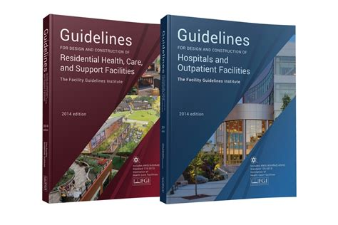 design guidelines for healthcare facilities hospital cadre