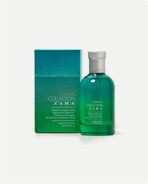 Parfum Zara 8 0 summer collection zara zara cologne un nouveau parfum