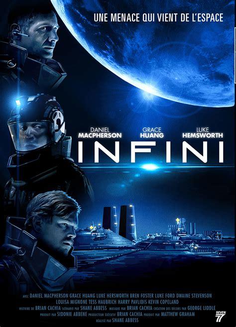 god of war le film bande annonce vf affiche du film infini affiche 1 sur 2 allocin 233