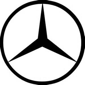 Mercedes Stickers Mercedes Decal Sticker 01
