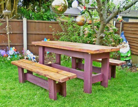 upcycled garden bench 1000 images about upcycled scaffold boards on pinterest