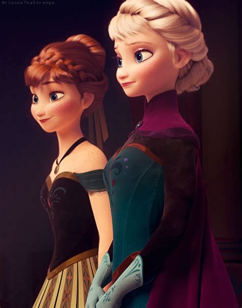 Film Elsa Et Anna | anna and elsa frozen photo 35951411 fanpop