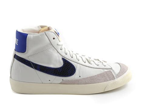 Nike Blazer Premium Vintage nike blazer mid 77 premium vintage sail royal