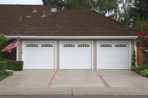 types of garage doors feldco windows siding and doors