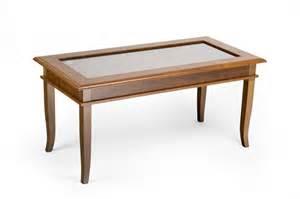 Display Cabinet Coffee Table Coffee Table W Glass Display Cabinet Storage Italian