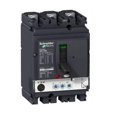 Mccb Easypact Schneider Ezc250f 3p 160a easypact cvs160f tmd mccb 3p 160 power circuit breaker