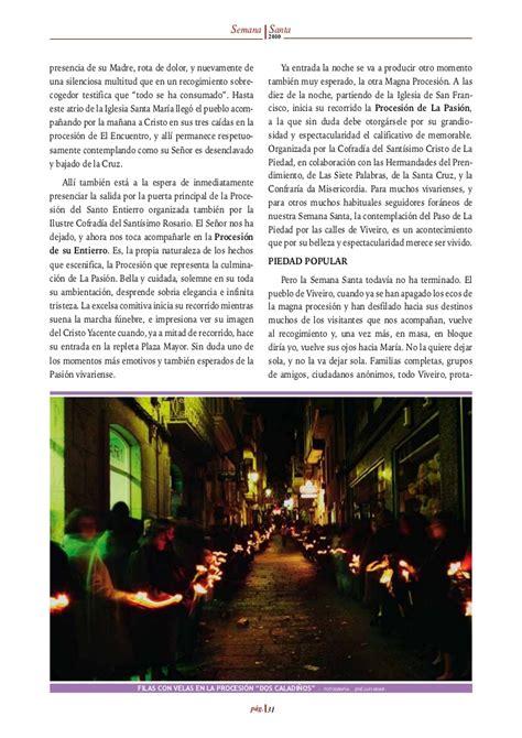 libro predicador nm 02 hasta libro revista preg 243 n semana santa de viveiro 2010