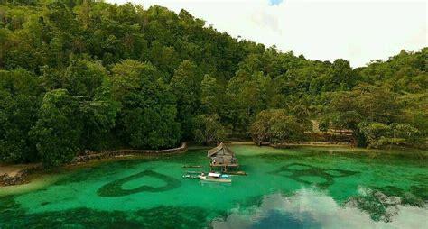 Minyak Nilam Di Sulawesi Selatan keindahan pantai teduang pantai cinta di sulawesi tengah