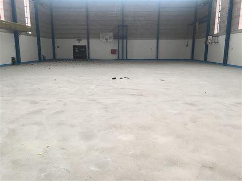 parquet riscaldamento pavimento nuovo parquet sportivo con l impianto di riscaldamento a