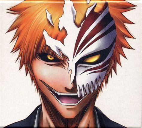 anime ichigo wallpaper ichigo hollow mask aleatoriedades