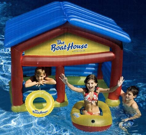inflatable boat house boat house pool habitat inflatable pool toys brandsonsale com