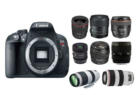 best canon lens best lenses for canon eos 700d rebel t5i lens rumors