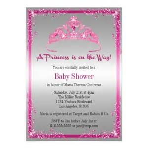 princess baby shower invitation templates free iidaemilia