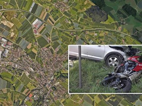 Motorradunfall 51 J Hriger by Vorarlberg 51 J 228 Hriger Lauteracher Stirbt Bei