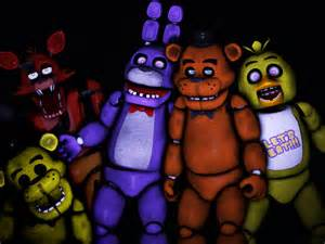 What fnaf 1 character are you play quiz to find out