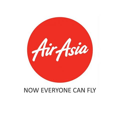 airasia now everyone can fly intriguing corporate taglines passion in design