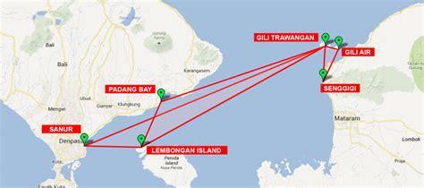 ferry nusa penida gili air fast cruise to lembongan and gili trawangan your bali