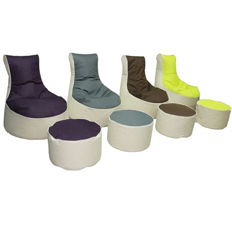 Set Berlin sessel hocker berlin set 4 farben