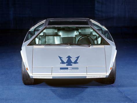 maserati boomerang maserati boomerang 1972 old concept cars
