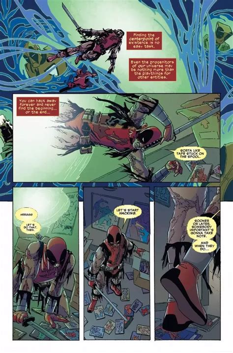 Each Kills how did deadpool kill each of the individual characters in