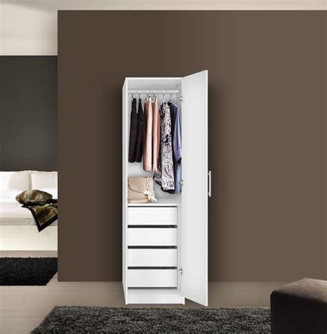 Space Saving Wardrobes by Alta Space Saver Narrow Wardrobe Right Door 4