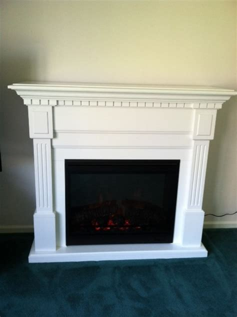 Electric Fireplace With Built In Shelves by Built In Shelves Around Electric Fireplace