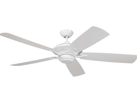 60 white ceiling fan monte carlo fans cyclone white 60 wide outdoor ceiling