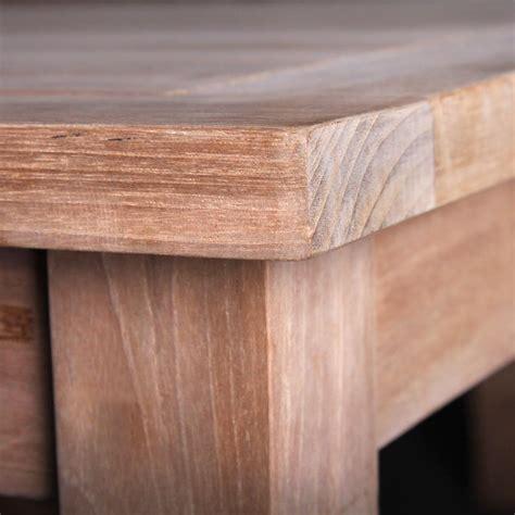 Terrasse Aus Holz 2359 by Teak Esstisch K 220 Chentisch Garten Tisch 200x100 Cm