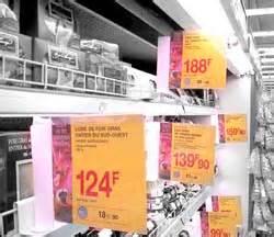 Freezer Di Carrefour comunicazione in store