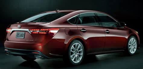 2015 Toyota Avalon Hybrid 2015 Toyota Avalon Hybrid Information And Photos