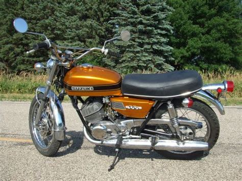 T350 Suzuki 1971 Suzuki T350 For Sale On 2040 Motos
