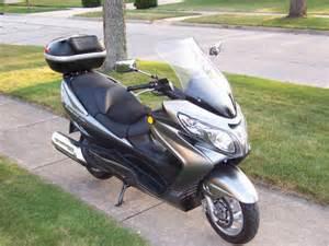 Suzuki Burgman 400 Abs For Sale 2011 Suzuki Burgman 400 Abs Scooter Silver For Sale On