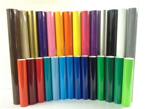 printing vinyl rolls items similar to 12 quot hobby vinyl self adhesive 10 rolls