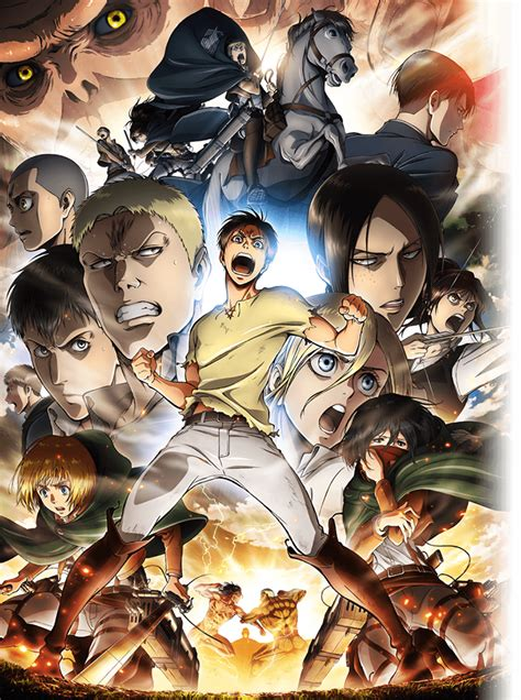 anoboy attack on titan season 2 attack on titan season 2 news latest trailer unveils