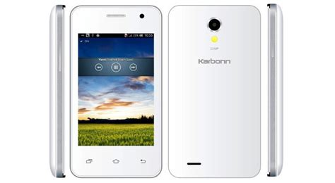 cheap android phones for sale karbonn a50s is world s cheapest android smartphone on sale in india for rs 2 699