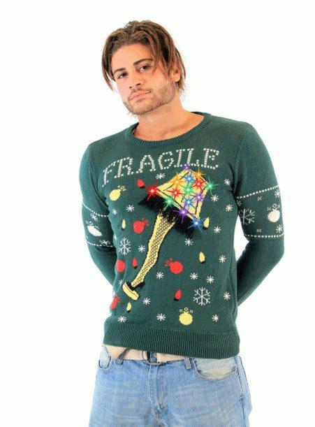Sweater Led by A Story Fragile Leg L Light Up Led Lighting