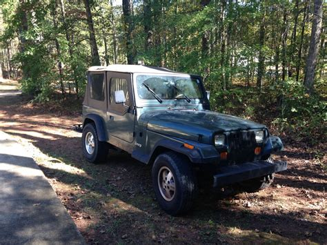How Many Mpg Do Jeep Wranglers Get 1994 Jeep Wrangler Overview Cargurus
