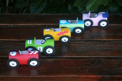 How To Make A Race Car Out Of Paper - hello wonderful 11 inventive car inspired diy toys