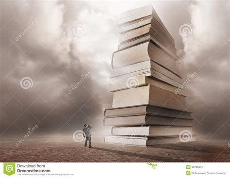 mountain books mountain of books stock image image of library mountain