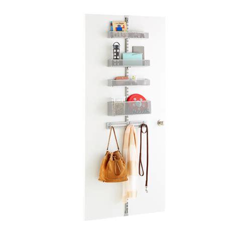 Elfa Wall Rack by Platinum Elfa Utility Mesh Drop Zone Door Wall Rack