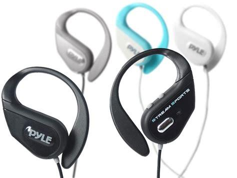 Headphones Underwater by Pyle Waterproof Bluetooth Headphones