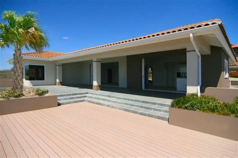 blue bay contemporary villa with sea view and guest