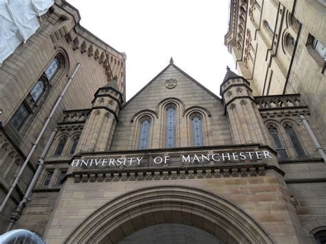Mba Recruitment Manchester by 163 24 370 Epsrc Doctoral Prize Fellowship Award At