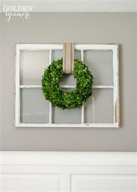 25 best ideas about window pane crafts on