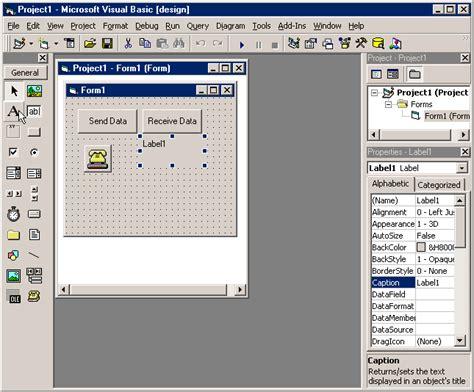 membuat gambar berjalan di vb blognya bang achan cara membuat label bergerak di vb 6 0